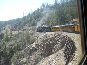 Durango Silvertone Train